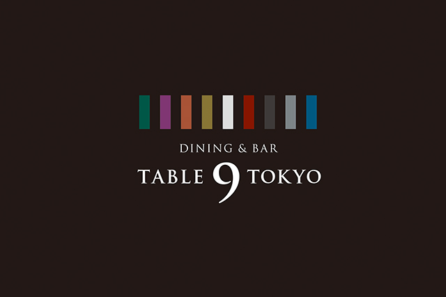 DINING & BAR TABLE 9 TOKYO